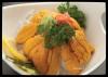 Fresh Uni Sashimi